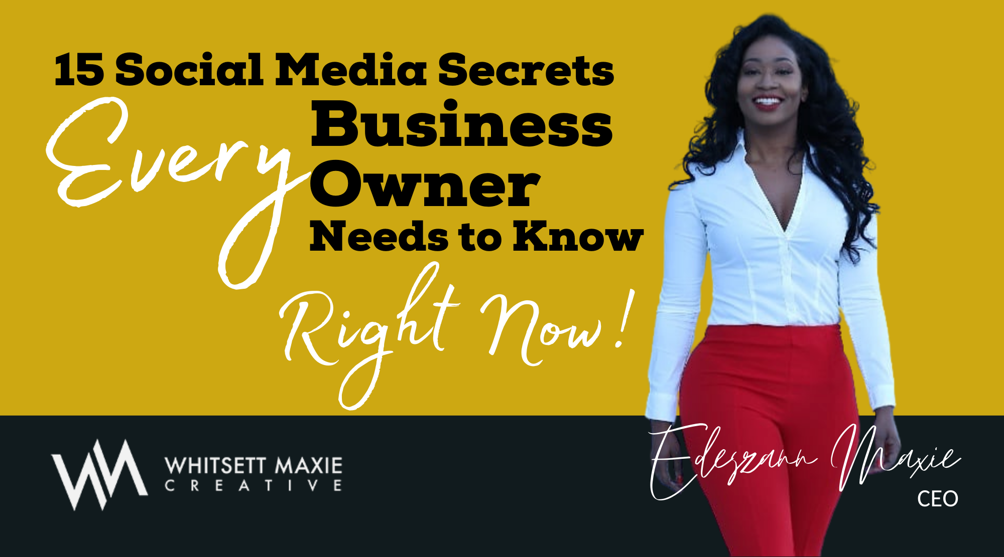 15 Social Media Secrets Every Business Owner Needs To Know Right Now